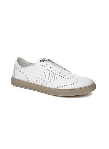 Alberto Guardiani Ayakkabı Beyaz